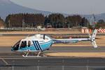 sg-driverさんが、鹿児島空港で撮影した海上保安庁 505 Jet Ranger Xの航空フォト(写真)