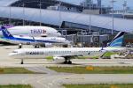 yabyanさんが、関西国際空港で撮影したエアプサン A321-231の航空フォト(写真)