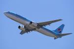 yabyanさんが、関西国際空港で撮影した大韓航空 737-9B5の航空フォト(飛行機 写真・画像)