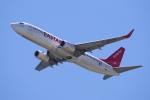 yabyanさんが、関西国際空港で撮影したイースター航空 737-8Q8の航空フォト(写真)