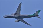 yabyanさんが、関西国際空港で撮影したエバー航空 A330-203の航空フォト(飛行機 写真・画像)