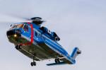 NCT310さんが、東京ヘリポートで撮影した警視庁 S-92Aの航空フォト(写真)