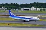 T.Sazenさんが、成田国際空港で撮影したANAウイングス 737-54Kの航空フォト(飛行機 写真・画像)