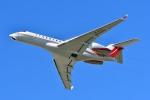 Dojalanaさんが、函館空港で撮影したTAG エイビエーション・アジア BD-700 Global Express/5000/6000の航空フォト(飛行機 写真・画像)