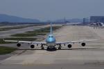 yabyanさんが、関西国際空港で撮影した大韓航空 747-4B5の航空フォト(飛行機 写真・画像)