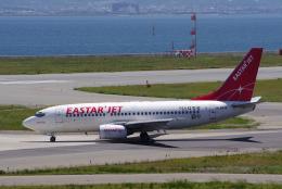 yabyanさんが、関西国際空港で撮影したイースター航空 737-73Vの航空フォト(写真)