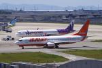 yabyanさんが、関西国際空港で撮影したチェジュ航空 737-8ASの航空フォト(写真)