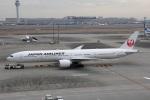 エルさんが、羽田空港で撮影した日本航空 777-346/ERの航空フォト(写真)