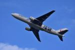 ひこ☆さんが、新千歳空港で撮影した日本航空 777-289の航空フォト(写真)