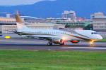 KIMISTONERさんが、台北松山空港で撮影したMGMミラージュ ERJ-190-100 ECJ (Lineage 1000)の航空フォト(写真)