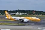 T.Sazenさんが、成田国際空港で撮影したスクート (〜2017) 787-8 Dreamlinerの航空フォト(飛行機 写真・画像)