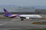 Dojalanaさんが、新千歳空港で撮影したタイ国際航空 777-2D7の航空フォト(飛行機 写真・画像)