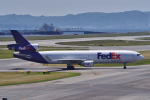 yabyanさんが、関西国際空港で撮影したフェデックス・エクスプレス MD-11Fの航空フォト(飛行機 写真・画像)