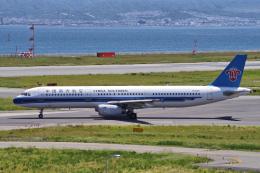 yabyanさんが、関西国際空港で撮影した中国南方航空 A321-231の航空フォト(飛行機 写真・画像)