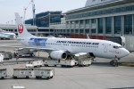 nobu2000さんが、那覇空港で撮影した日本トランスオーシャン航空 737-8Q3の航空フォト(写真)