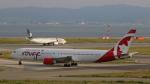 Kentaslandさんが、関西国際空港で撮影したエア・カナダ・ルージュ 767-375/ERの航空フォト(写真)