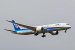 SGR RT 改さんが、成田国際空港で撮影した全日空 787-9の航空フォト(写真)