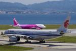 yabyanさんが、関西国際空港で撮影した中国国際航空 A330-343Xの航空フォト(写真)