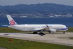 yabyanさんが、関西国際空港で撮影したチャイナエアライン A350-941の航空フォト(飛行機 写真・画像)