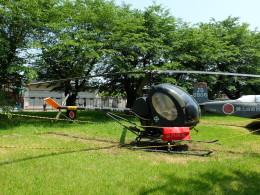 Smyth Newmanさんが、宇都宮飛行場で撮影した陸上自衛隊 TH-55J Osageの航空フォト(飛行機 写真・画像)