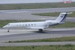 いっとくさんが、関西国際空港で撮影したヤーリアン・ビジネスジェット G500/G550 (G-V)の航空フォト(写真)