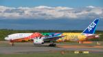 うみBOSEさんが、新千歳空港で撮影した全日空 777-281/ERの航空フォト(写真)