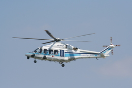 NIKEさんが、那覇空港で撮影した海上保安庁 AW139の航空フォト(飛行機 写真・画像)