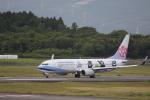 Rsaさんが、熊本空港で撮影したチャイナエアライン 737-8FHの航空フォト(写真)