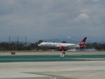 hana父さんが、ロサンゼルス国際空港で撮影したヴァージン・アトランティック航空 787-9の航空フォト(写真)