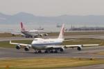 タンちゃんさんが、関西国際空港で撮影した中国国際貨運航空 747-412F/SCDの航空フォト(写真)