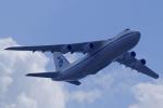 ちゃぽんさんが、ラメンスコエ空港で撮影したロシア空軍 An-124 Ruslanの航空フォト(写真)
