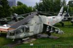 ちゃぽんさんが、モスクワ_中央軍事博物館で撮影したロシア空軍 Mi-24Aの航空フォト(写真)