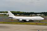 T.Sazenさんが、成田国際空港で撮影したアトラス航空 747-4KZF/SCDの航空フォト(飛行機 写真・画像)