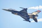 ちゃぽんさんが、フェアフォード空軍基地で撮影したトルコ空軍 F-16C Fighting Falconの航空フォト(写真)