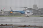 M.Ochiaiさんが、宮崎空港で撮影した鹿児島国際航空 206B JetRanger IIIの航空フォト(写真)