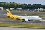 T.Sazenさんが、成田国際空港で撮影したバニラエア A320-214の航空フォト(写真)