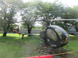 ランチパッドさんが、宇都宮飛行場で撮影した陸上自衛隊 TH-55J Osageの航空フォト(飛行機 写真・画像)