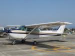 ランチパッドさんが、宇都宮飛行場で撮影した日本モーターグライダークラブ 172P Skyhawk IIの航空フォト(写真)