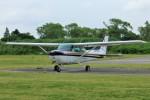 YASKYさんが、大利根飛行場で撮影した日本モーターグライダークラブ 172P Skyhawk IIの航空フォト(写真)