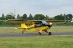 YASKYさんが、大利根飛行場で撮影した日本モーターグライダークラブ A-1 Huskyの航空フォト(写真)