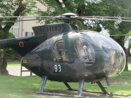 ランチパッドさんが、宇都宮飛行場で撮影した陸上自衛隊 OH-6Dの航空フォト(飛行機 写真・画像)