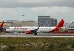 garrettさんが、ロサンゼルス国際空港で撮影したアビアンカ航空 A321-231の航空フォト(写真)
