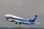 ハピネスさんが、伊丹空港で撮影したANAウイングス 737-5L9の航空フォト(写真)