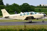Flankerさんが、ホンダエアポートで撮影した日本個人所有 A36 Bonanza 36の航空フォト(写真)