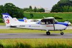 Flankerさんが、ホンダエアポートで撮影した本田航空 172S Skyhawk SPの航空フォト(写真)