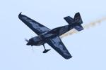 オポッサムさんが、幕張海浜公園で撮影したカナダ企業所有 Edge 540 V3の航空フォト(写真)
