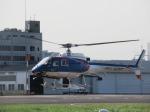 ランチパッドさんが、東京ヘリポートで撮影したアカギヘリコプター AS350B1 Ecureuilの航空フォト(写真)