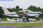 Chofu Spotter Ariaさんが、ホンダエアポートで撮影した日本個人所有 PA-28R-201T Turbo Arrow IIIの航空フォト(写真)