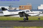Chofu Spotter Ariaさんが、宇都宮飛行場で撮影した日本個人所有 PA-28R-201 Arrowの航空フォト(飛行機 写真・画像)