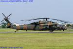 Chofu Spotter Ariaさんが、宇都宮飛行場で撮影した陸上自衛隊 UH-60JAの航空フォト(飛行機 写真・画像)